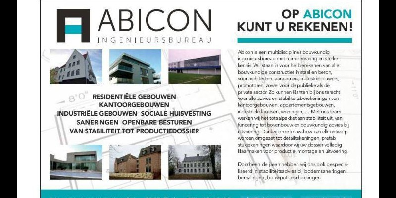 Abicon in 't kort!